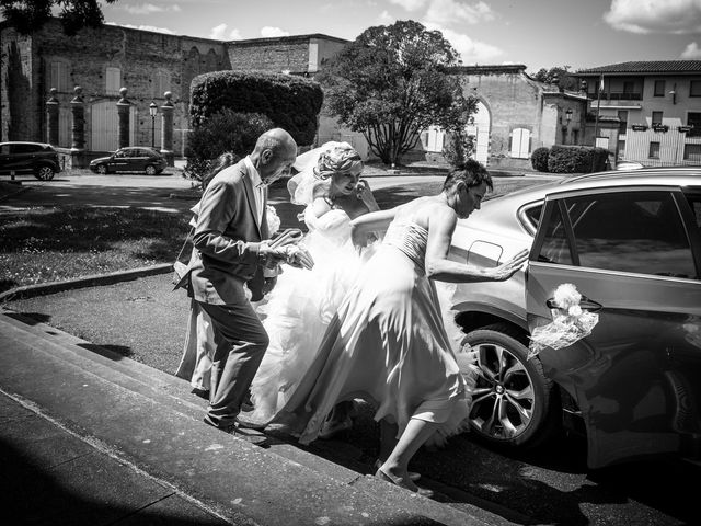 Le mariage de Thomas et Tatiana à Lavaur, Tarn 12