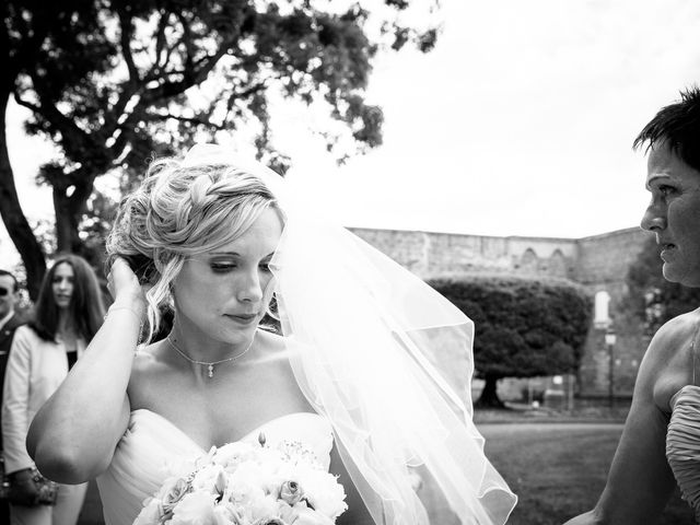 Le mariage de Thomas et Tatiana à Lavaur, Tarn 13