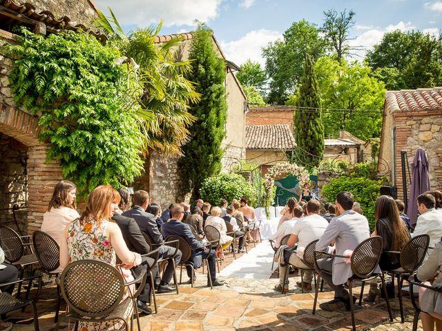 Le mariage de Thomas et Tatiana à Lavaur, Tarn 18