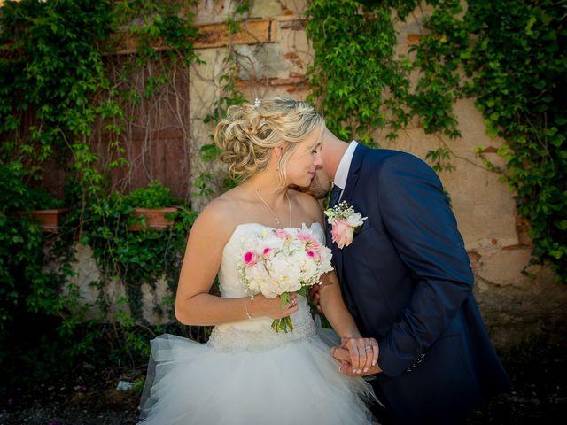 Le mariage de Thomas et Tatiana à Lavaur, Tarn 1