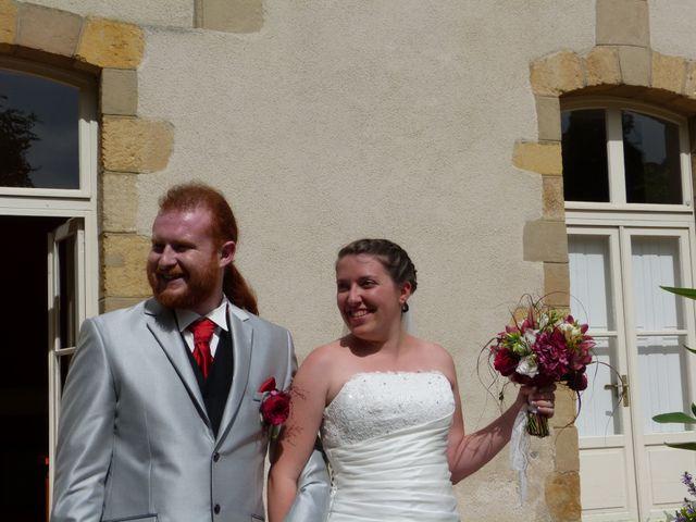 Le mariage de Jérémy et Emilie à La Châtre, Indre 18