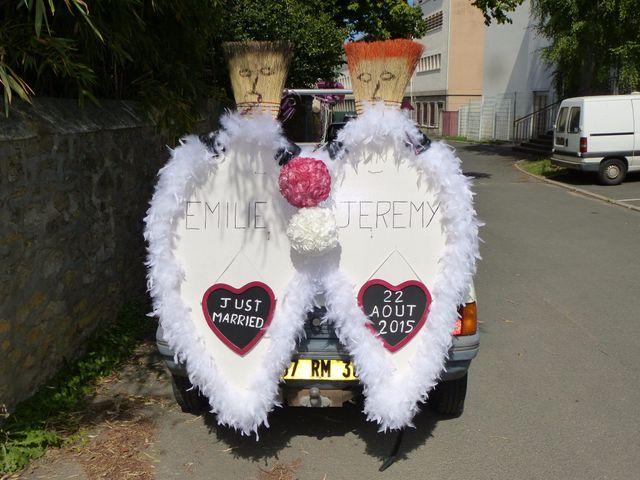 Le mariage de Jérémy et Emilie à La Châtre, Indre 20