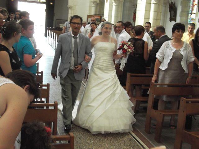 Le mariage de Jérémy et Emilie à La Châtre, Indre 21