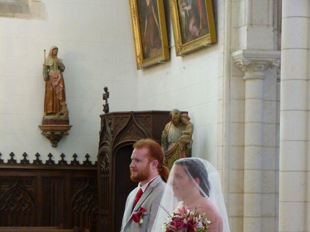 Le mariage de Jérémy et Emilie à La Châtre, Indre 23