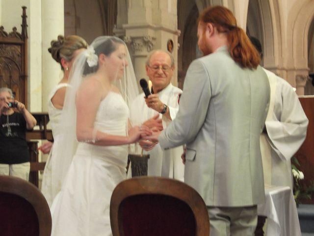 Le mariage de Jérémy et Emilie à La Châtre, Indre 25