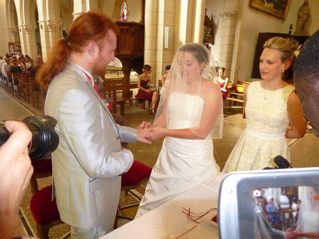 Le mariage de Jérémy et Emilie à La Châtre, Indre 26