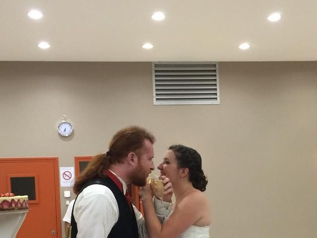 Le mariage de Jérémy et Emilie à La Châtre, Indre 45