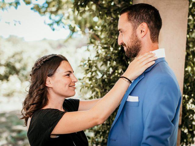 Le mariage de Laurent et Laurie à Grimaud, Var 8