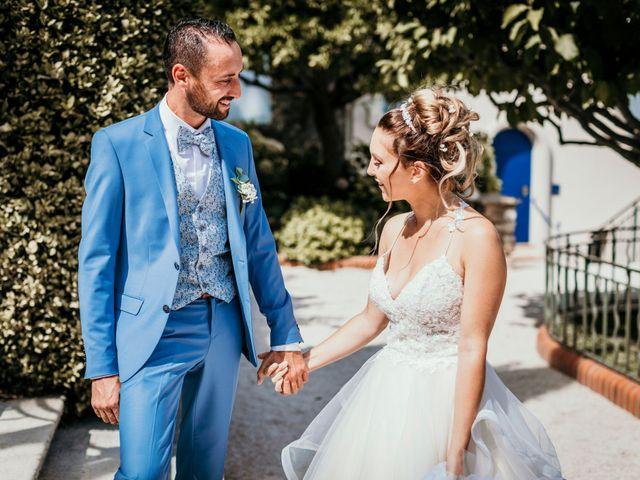 Le mariage de Laurent et Laurie à Grimaud, Var 14
