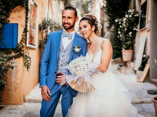 Le mariage de Laurent et Laurie à Grimaud, Var 16