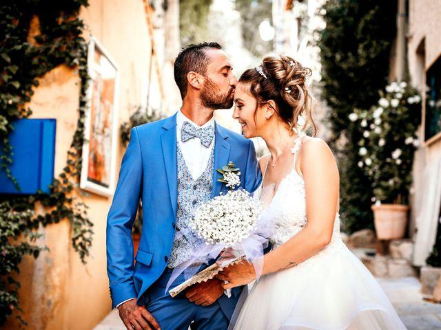 Le mariage de Laurent et Laurie à Grimaud, Var 17