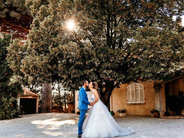 Le mariage de Laurent et Laurie à Grimaud, Var 25