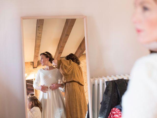 Le mariage de Denis et Aurélie à Thizy, Rhône 6