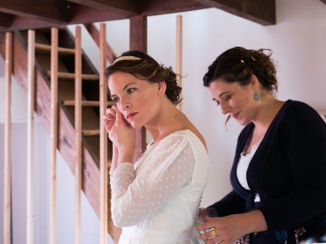 Le mariage de Denis et Aurélie à Thizy, Rhône 8
