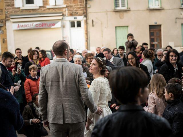 Le mariage de Denis et Aurélie à Thizy, Rhône 28