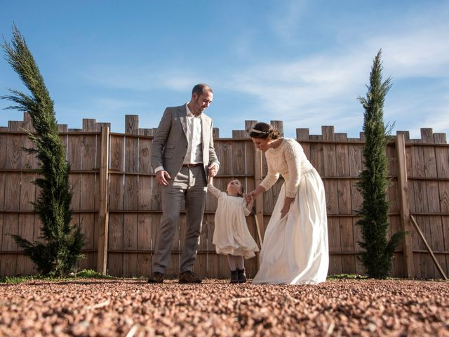 Le mariage de Denis et Aurélie à Thizy, Rhône 17