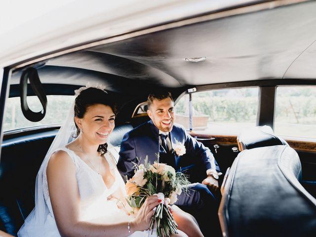 Le mariage de Florian et Laura à Wettolsheim, Haut Rhin 2