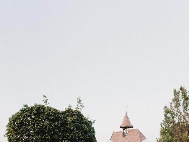 Le mariage de Florian et Laura à Wettolsheim, Haut Rhin 10