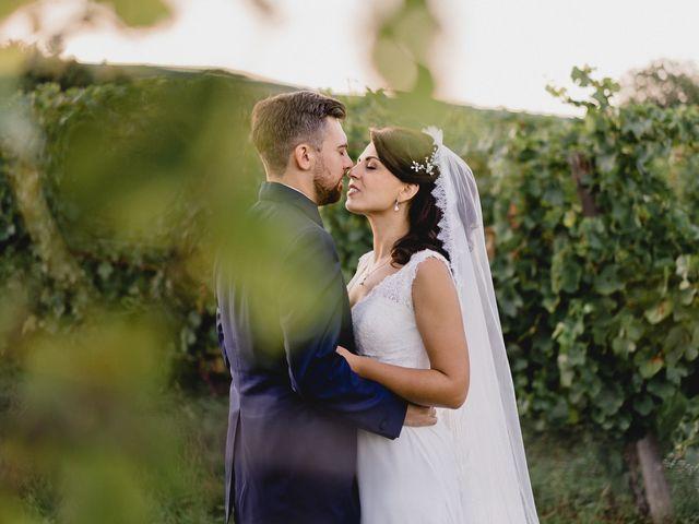 Le mariage de Florian et Laura à Wettolsheim, Haut Rhin 17
