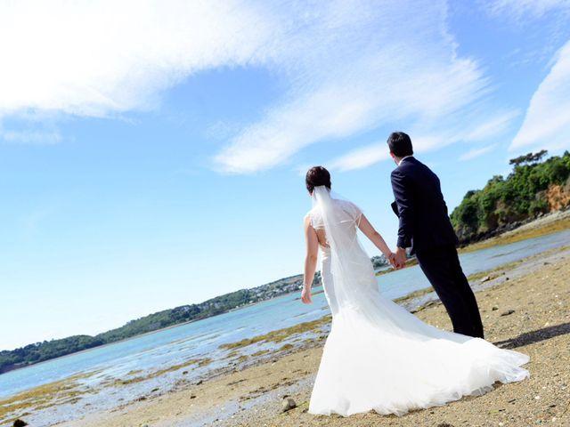 Le mariage de Samuel et Marion à Paimpol, Côtes d'Armor 20