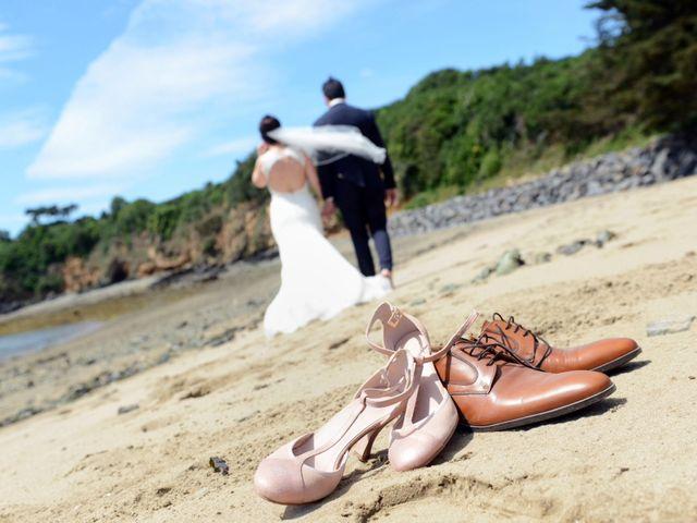Le mariage de Samuel et Marion à Paimpol, Côtes d'Armor 22