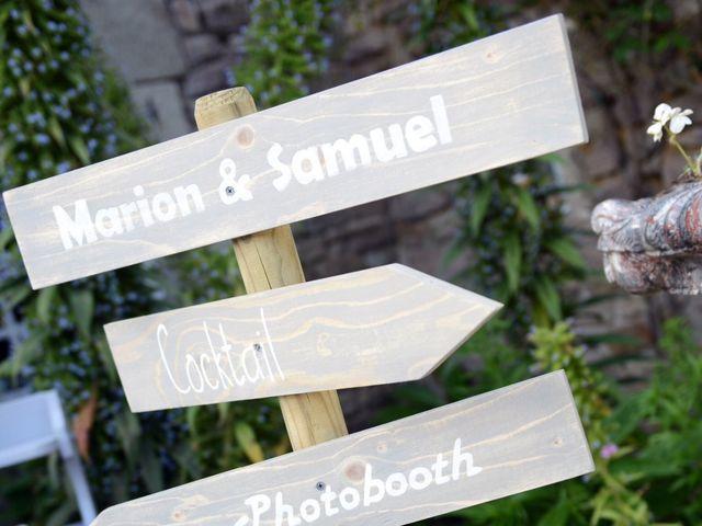 Le mariage de Samuel et Marion à Paimpol, Côtes d'Armor 35