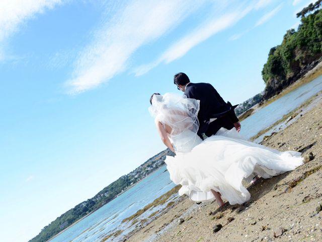 Le mariage de Samuel et Marion à Paimpol, Côtes d'Armor 21