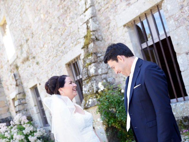 Le mariage de Samuel et Marion à Paimpol, Côtes d'Armor 12