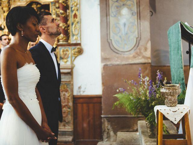 Le mariage de Ben et Estelle à Bourg-Madame, Pyrénées-Orientales 64