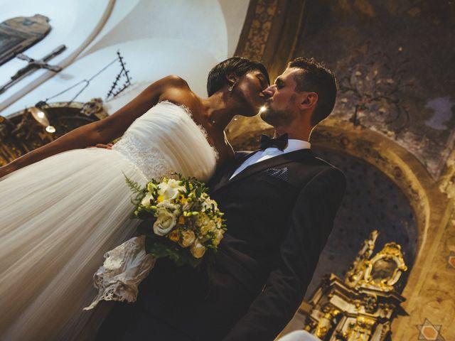 Le mariage de Ben et Estelle à Bourg-Madame, Pyrénées-Orientales 67