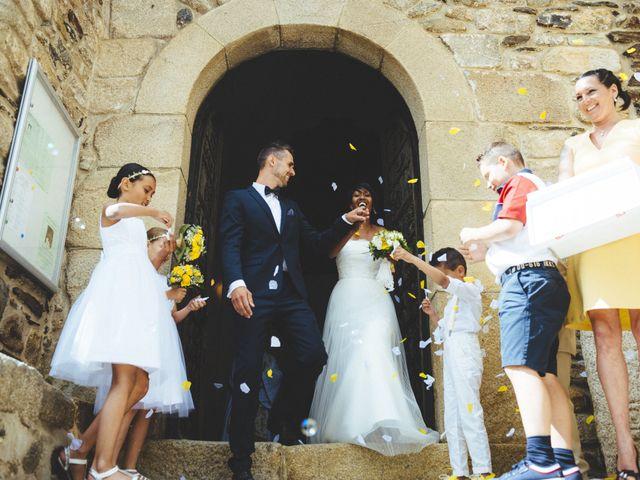 Le mariage de Ben et Estelle à Bourg-Madame, Pyrénées-Orientales 69