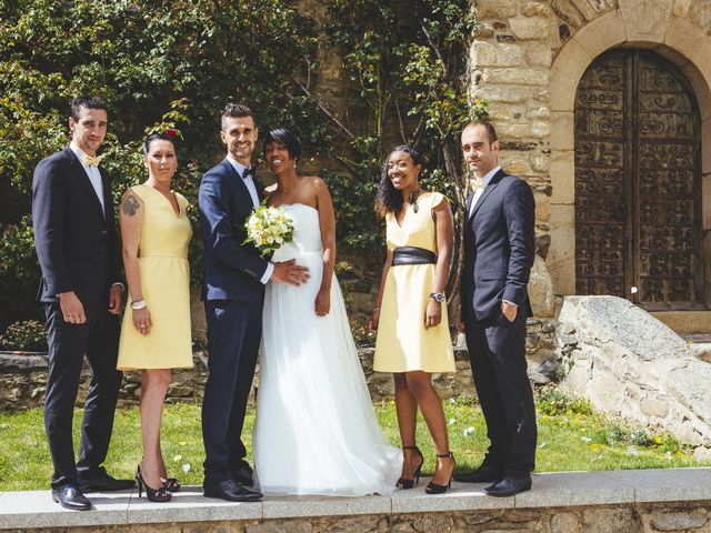 Le mariage de Ben et Estelle à Bourg-Madame, Pyrénées-Orientales 74