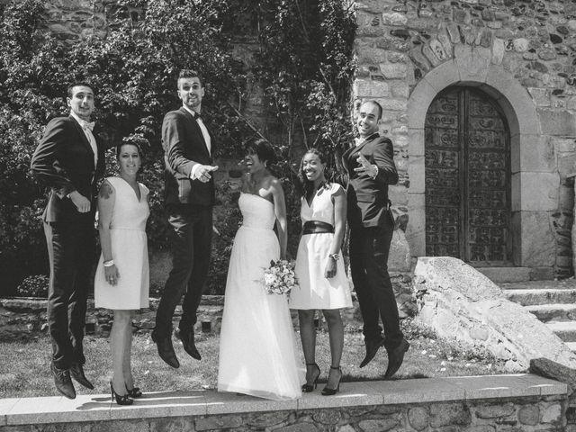 Le mariage de Ben et Estelle à Bourg-Madame, Pyrénées-Orientales 75