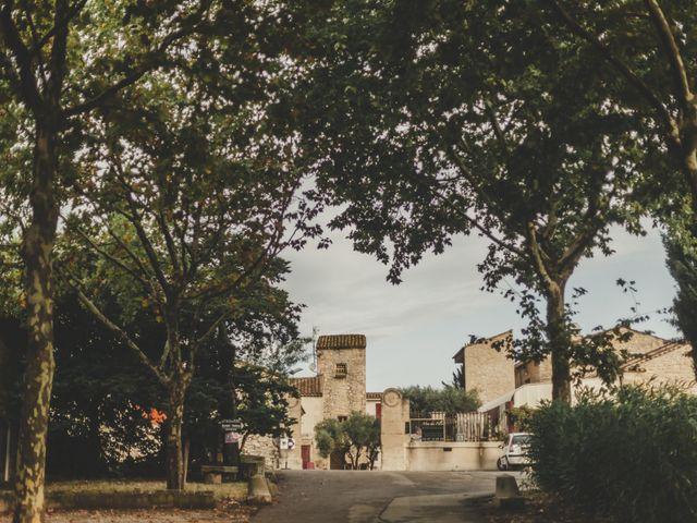 Le mariage de Yannick et Cannelle à Pignan, Hérault 8