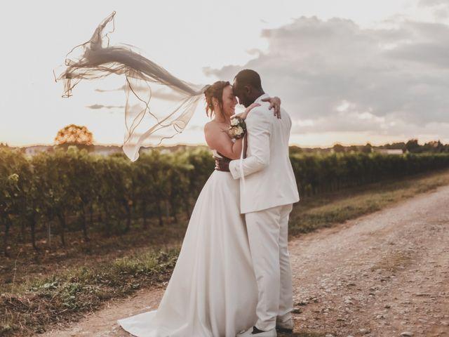 Le mariage de Yannick et Cannelle à Pignan, Hérault 63