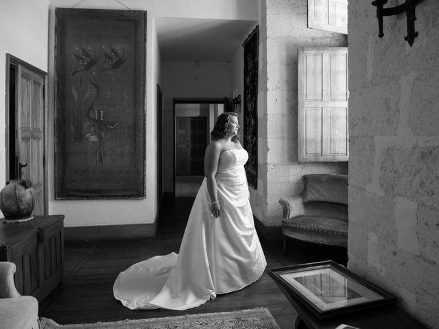 Le mariage de Raphael et Marion à Saint-Astier, Dordogne 14