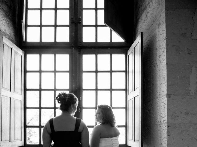 Le mariage de Raphael et Marion à Saint-Astier, Dordogne 15