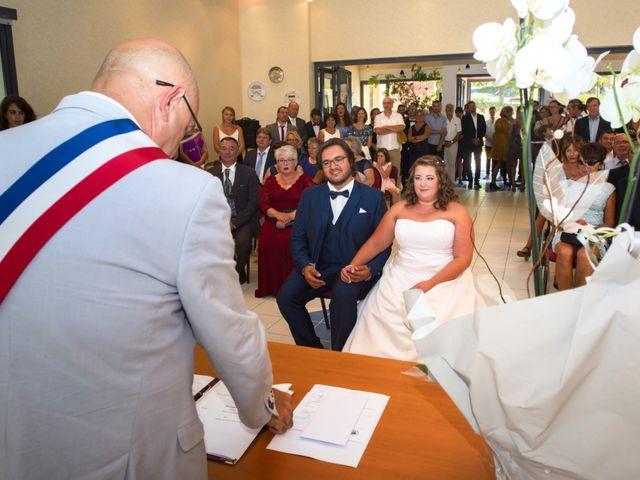 Le mariage de Raphael et Marion à Saint-Astier, Dordogne 19