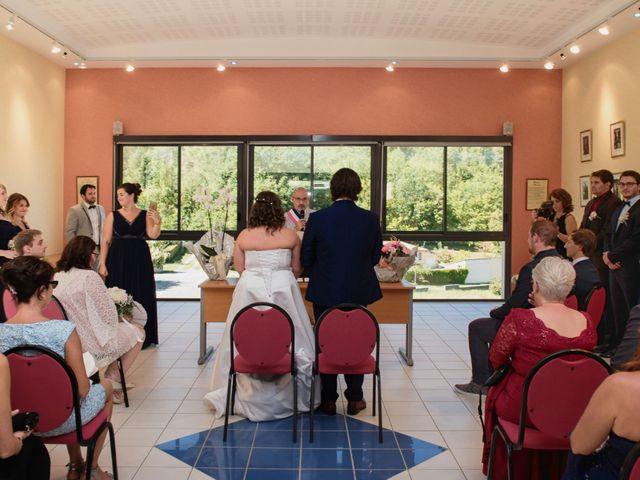 Le mariage de Raphael et Marion à Saint-Astier, Dordogne 20