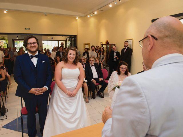 Le mariage de Raphael et Marion à Saint-Astier, Dordogne 21