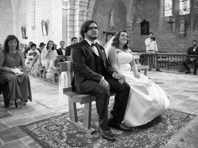 Le mariage de Raphael et Marion à Saint-Astier, Dordogne 23