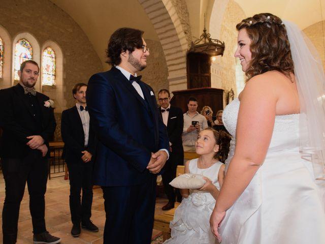 Le mariage de Raphael et Marion à Saint-Astier, Dordogne 24
