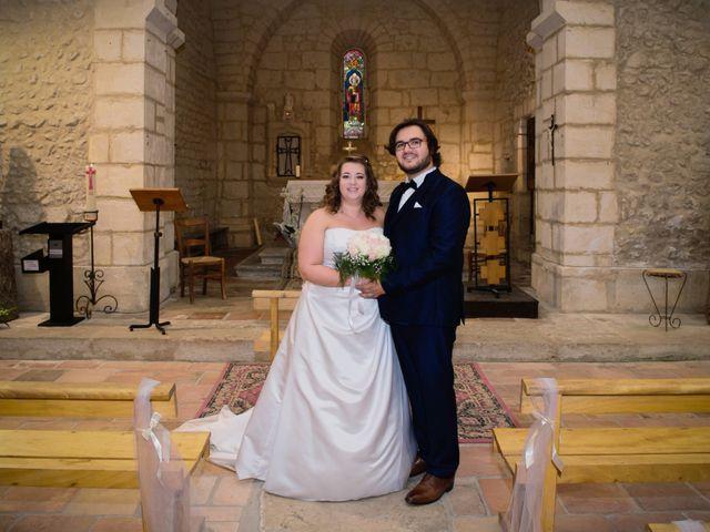 Le mariage de Raphael et Marion à Saint-Astier, Dordogne 25
