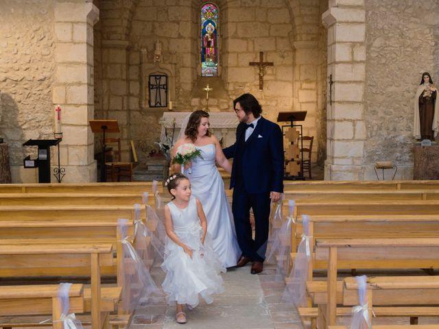 Le mariage de Raphael et Marion à Saint-Astier, Dordogne 26