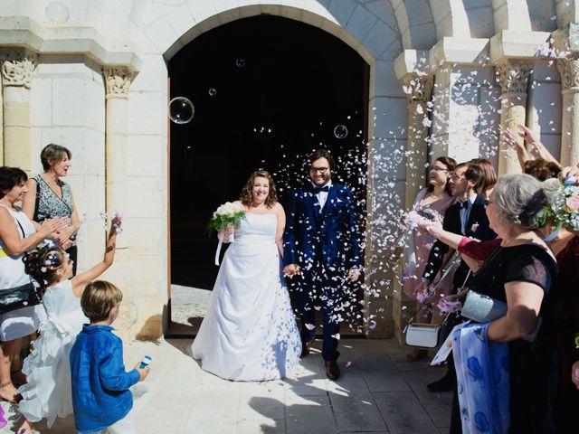 Le mariage de Raphael et Marion à Saint-Astier, Dordogne 27