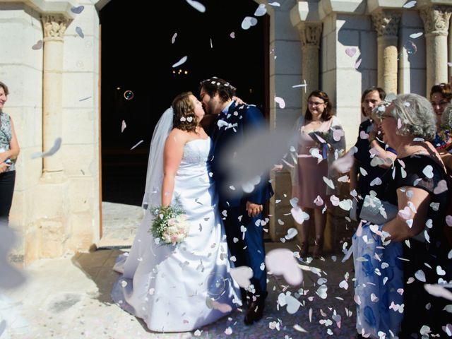 Le mariage de Raphael et Marion à Saint-Astier, Dordogne 28