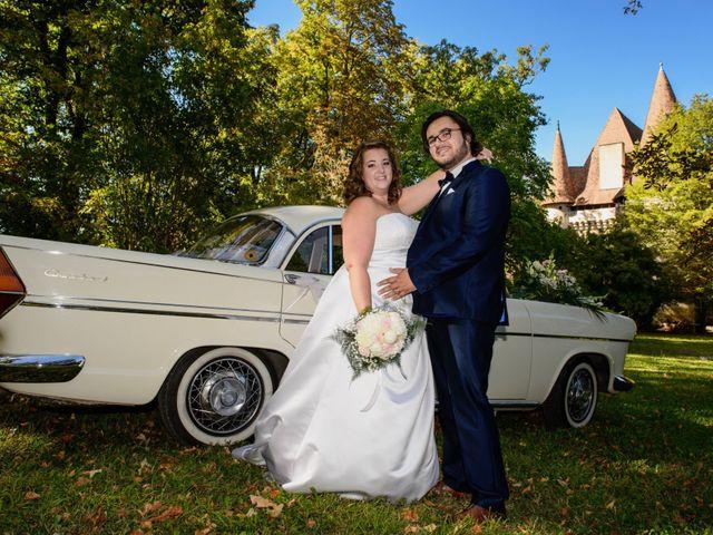 Le mariage de Raphael et Marion à Saint-Astier, Dordogne 29