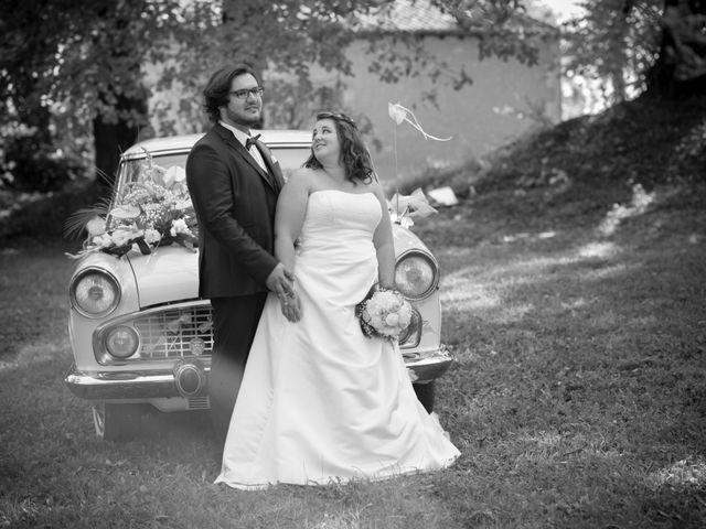 Le mariage de Raphael et Marion à Saint-Astier, Dordogne 30
