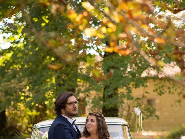 Le mariage de Raphael et Marion à Saint-Astier, Dordogne 31