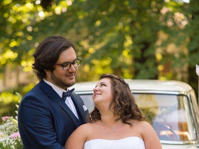 Le mariage de Raphael et Marion à Saint-Astier, Dordogne 32